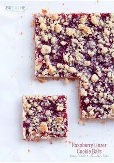 Linzer Cookie Recipe With Cake Crumbs