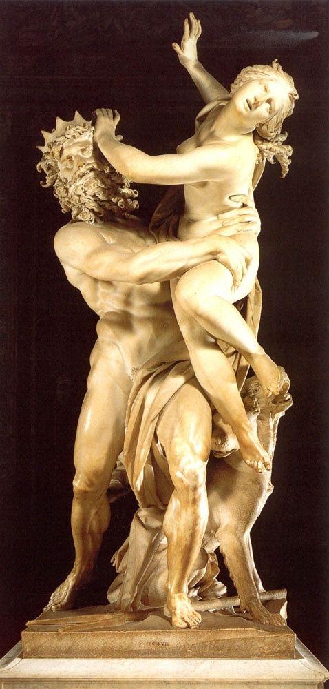 Похищение Прозерпины (The Rape of Proserpina) — мраморная скульптура Джованни Бернини, создавалась в 1621—1622 годах, когда скульптору было 23 года. Находится в галерее Боргезе (Рим). Высота статуи 295 см.