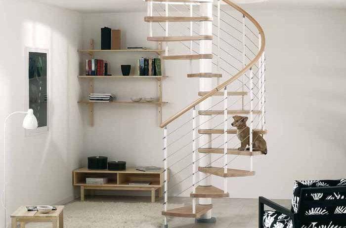 Klan - Fontanot Arkè stair kits | Fontanot Staircases