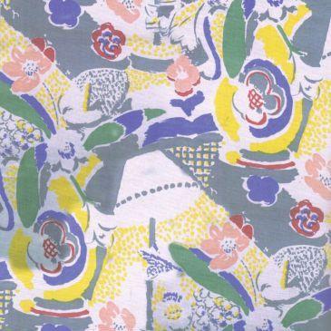 Vanessa Bell 1934 for Allan Walton Textiles
