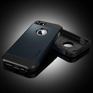 Toko Aksesories Gadget: hardcase case spigen slim armor for iphone 5, 5G, ...