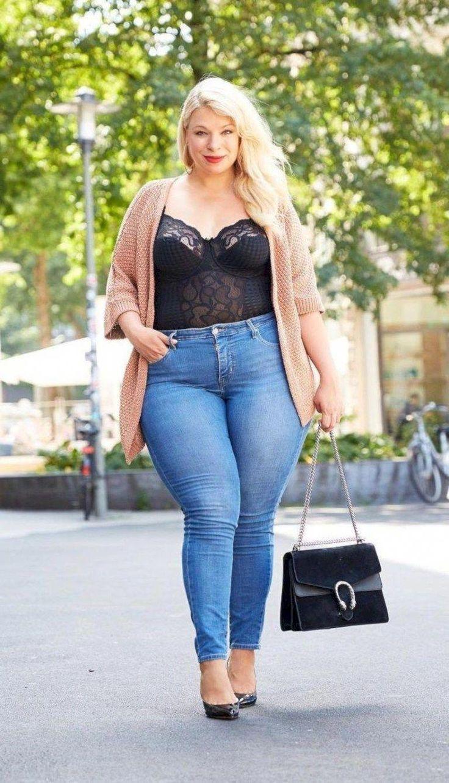 Plus Size Mode für den Sommer AD # 251 #plussizefashionforsummer