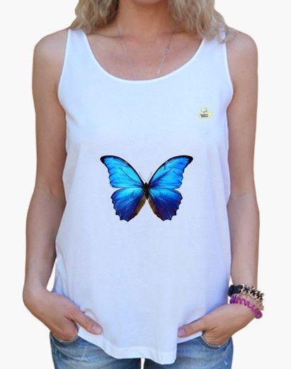 Camiseta Mariposa 06 Camiseta mujer tirantes anchos & Loose Fit  19,90 € - ¡Envío gratis a partir de 2 artículos!