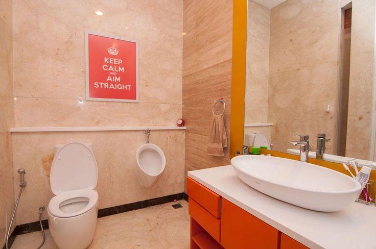 Contemporary,Eclectic, Retro | Bathroom | Kemang Residence | Jakarta Selatan | Vindo Design