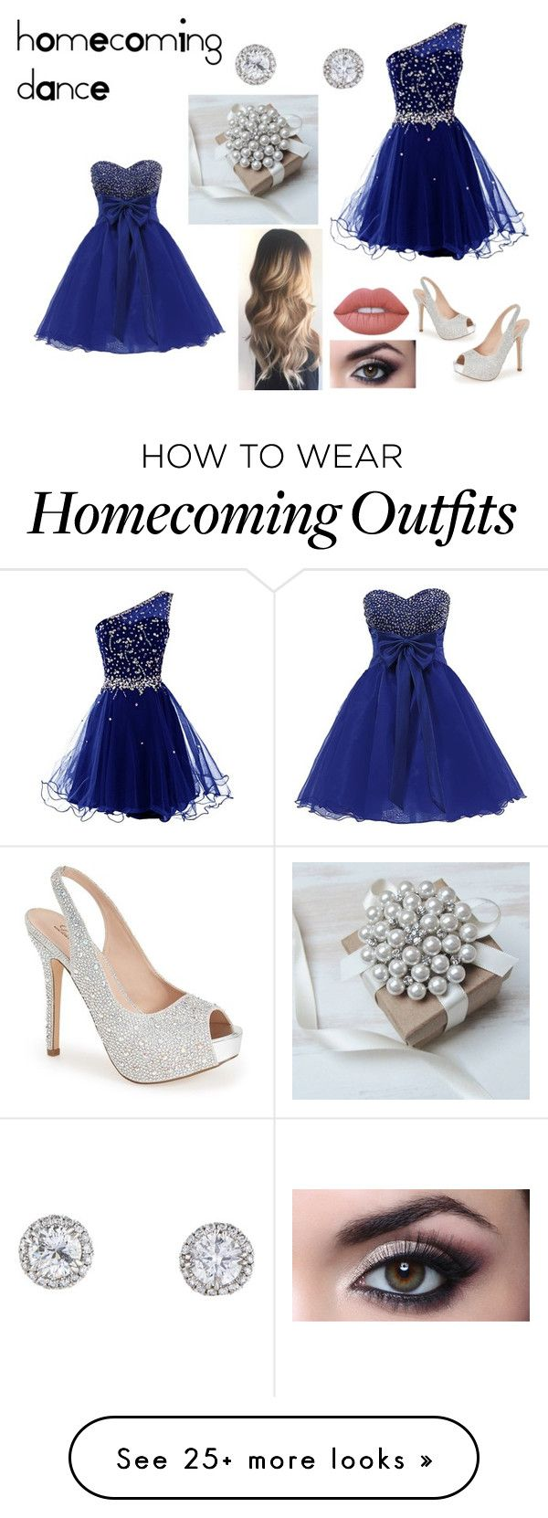 """Homecoming Dance 2016"" by megmarg on Polyvore featuring Lauren Lorraine, Lime…"