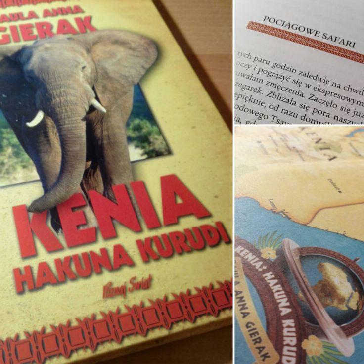 Kenia. Hakuna kurudi wydana została w ramach serii Biblioteka Poznaj Świat, z której redakcją serwis Kulturalne Media ostatnio nawiązał współpracę.