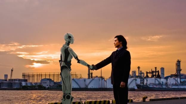 Robots can make you do surprising things, says Alexander Reben, whose talking bots have elicited secrets from passers-by, festival-goers and even astronauts.