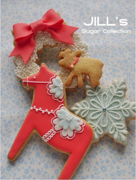 Jill's sugar collection
