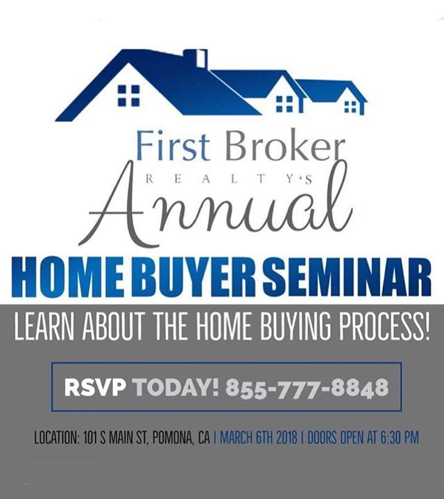 Fbr Home Buyer Seminar Lookingforopportunities Localrealtors Posted By Gloria Sanchez Https Www Instagram Com Gl Seminar Home Buying Process Home Buying