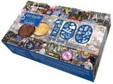 Girl Guides of Canada Cookie Box 2010 (Classic Cookie Flavour) 100 years centenary box