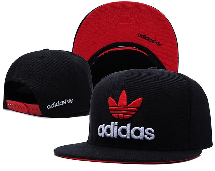 Adidas Snapbacks Caps Cheap Snapbacks Hats Black 008 7753