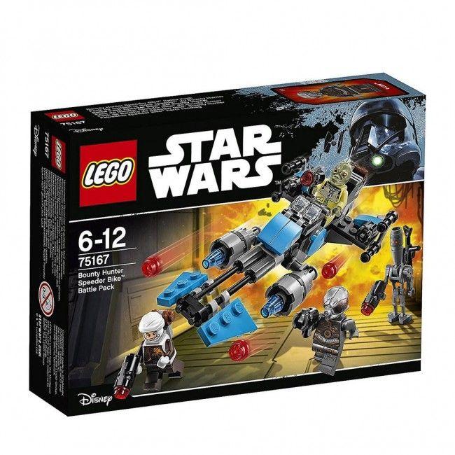 Lego : Star Wars - Ensemble de combat Speeder Bike - Castello | Jeux et Jouets