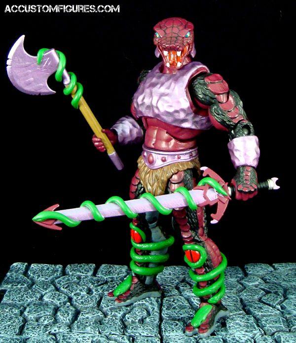 Slyth-Or (MOTUC Original) (Masters of the Universe) Custom Action Figure