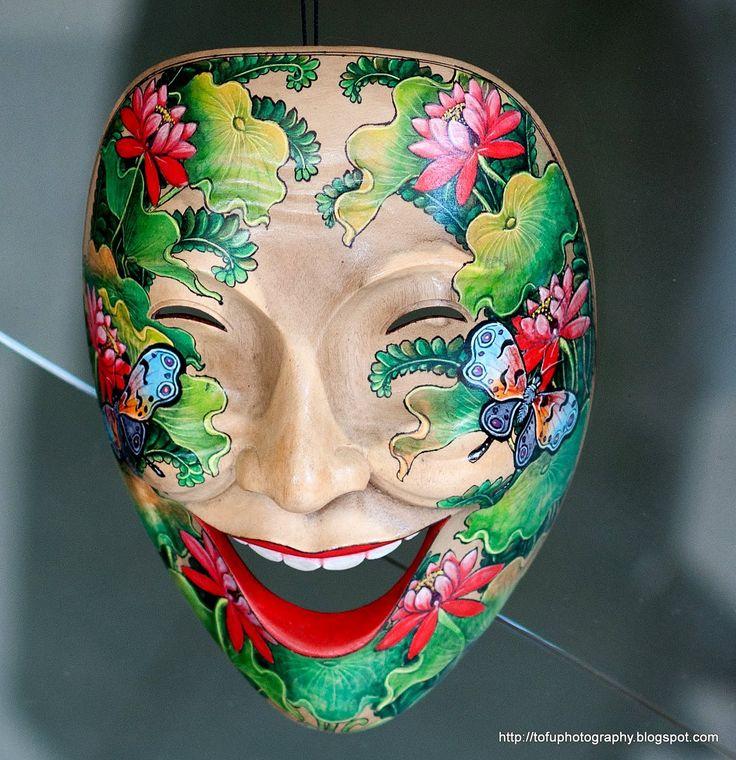 masks beautiful bali | Tofu Photography: Beautiful Balinese masks
