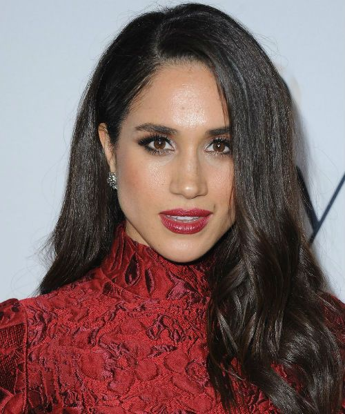 Meghan Markle All Time Favorite Long Hairstyles for Women to Try