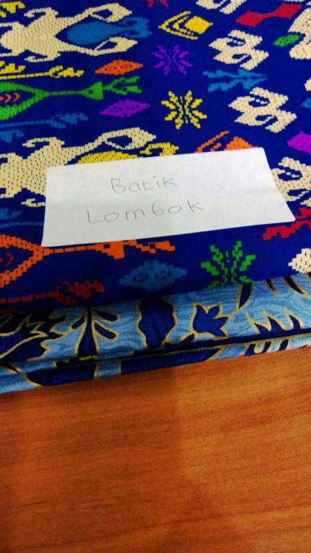 batik lombok