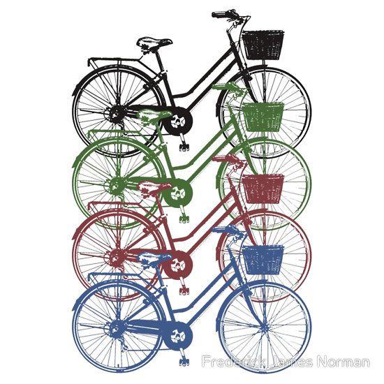Retro Ladies Bikes