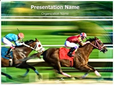 32 best sports powerpoint templates images on pinterest edit download our professionally designed racing horses ppt template this racing horses powerpoint template is affordable and easy to use toneelgroepblik Choice Image