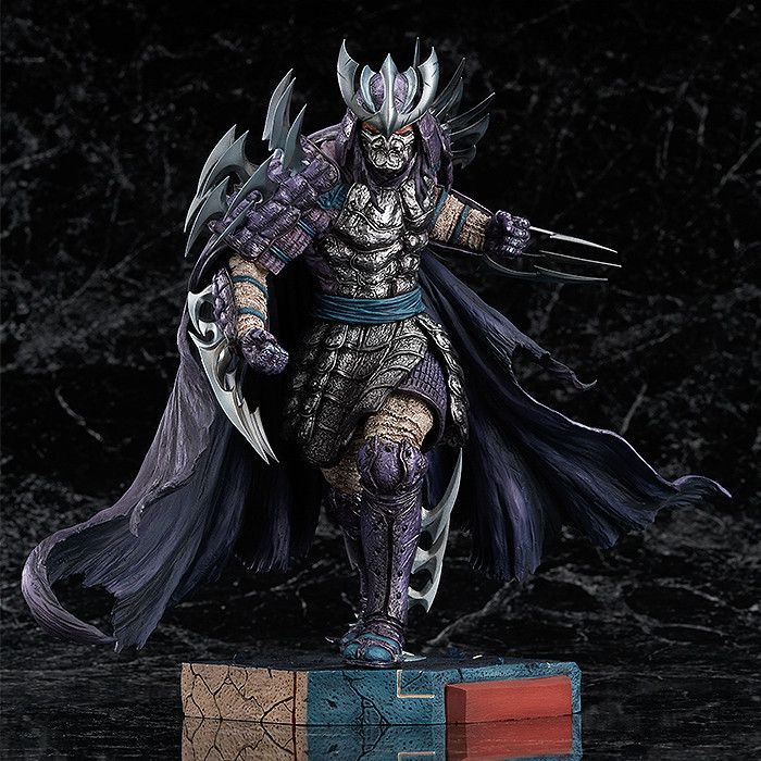 Following on from the Turtles comes a non-scale figure of Shredder! Shred this! The popular series of Teenage Mutant Ninja Turtles figures based on renowned artist James Jean's illustrations have now expanded into a series of villains for fans to add to their collection! The series is led by the Turtles' most formidable foe, Shredder, and will also include Bebop, Rocksteady and Krang to recreate t... #tokyootakumode #figure #Teenage_Mutant_Ninja_Turtles