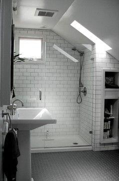 Irvington Bath - traditional - bathroom - portland - Korbich Architects LLC