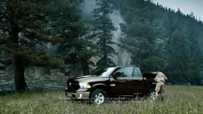 In the 2013 Ram Outdoorsman the wilderness is yours to conquer. When you tackle the great outdoors, don't just bring back stories, bring back trophies.- iSpot.tv