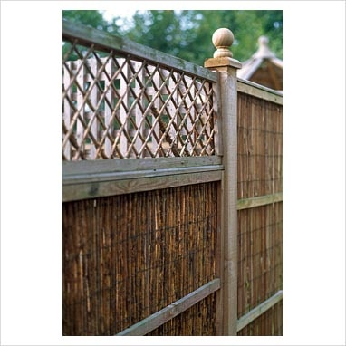 10 Images About Backyard Fences On Pinterest Garden