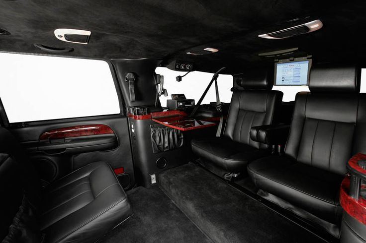 Ford Excursion Executive Conversion New Ride