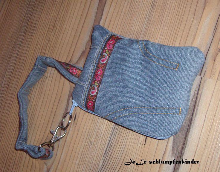 Design JoLe: Die Kleine aus Jeans