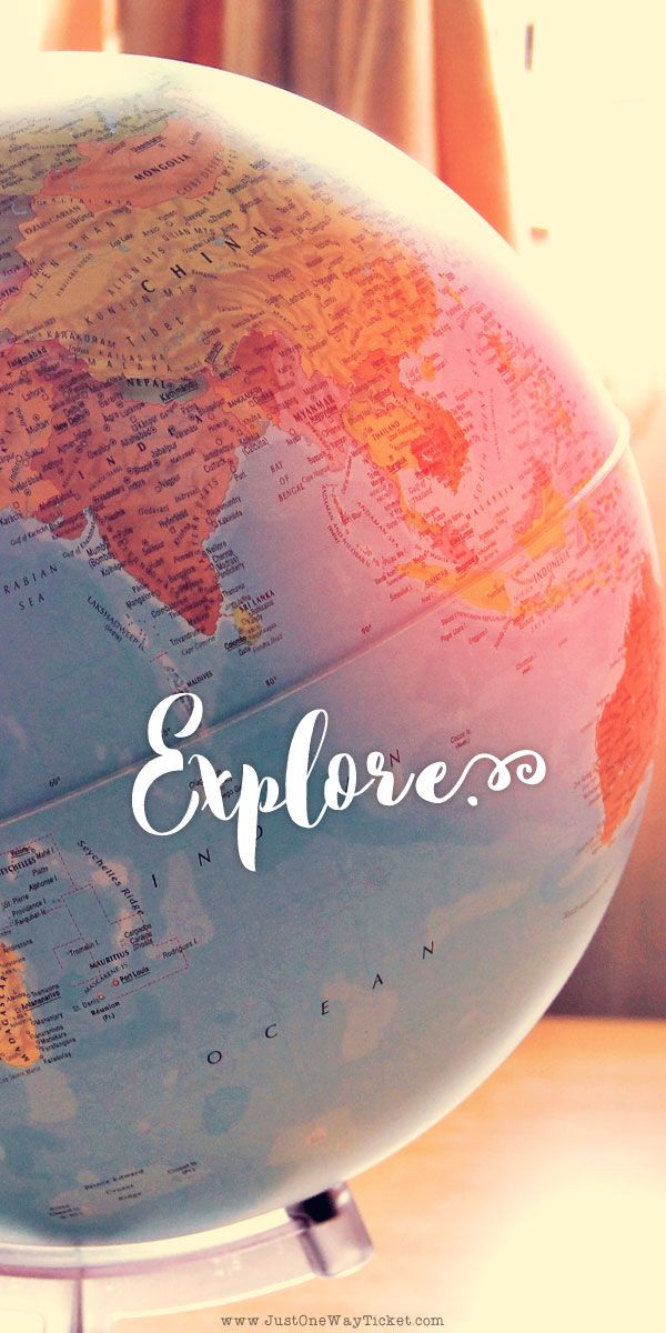 EXPLORE | The Best Travel Jobs | 50 Ways To Make Money While Traveling The World | You want to work and travel? Pack your bags! Here is the most extensive list of the best traveling jobs in the world | via @Just1WayTicket