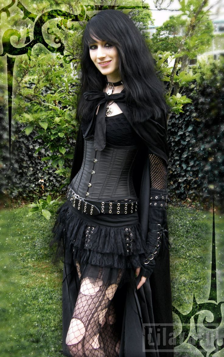 Smile By Lilavatu Find This Pin And More On Gothic Style People