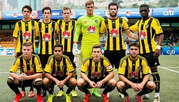 Wellington Phoenix vs Western Sydney Live Soccer Scores