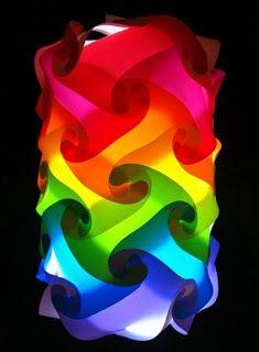 The Element Jigsaw Lamp