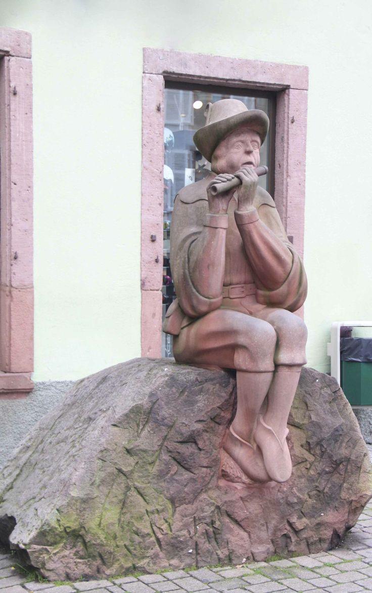 Joueur de Flûte in Ribeauville