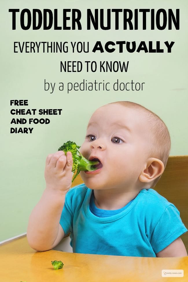 Toddler Nutrition. Everything you actually need to know. Written by a pediatric…