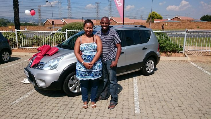 #Congratulations to Mr and Mrs Mahlangu from #Bronkhorstspruit on their #Nissan #Livina #Xgear Wishing you many happy miles!   Contact me for all your #new #used #preowned #demo #cars #bakkies #sedans #hatchbacks #SUV #Coupe ALL MAKES AND MODELS! I have over 1,500 cars available in our group!  I #deliver across SA   0828858780 aadil.khan@supergrp.com www.edenvalenissan.co.za  www.deviantdealer.co.za