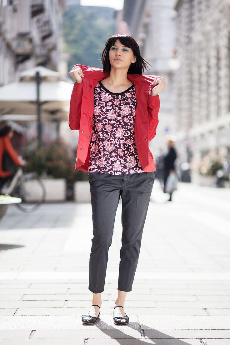 #Lookbook pe 2014 t-shirt .Tessa www.spazio11b.it #trieste #shopping