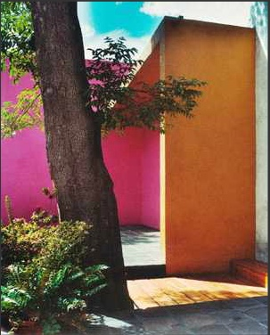 Galvez House, Barragan Foundation