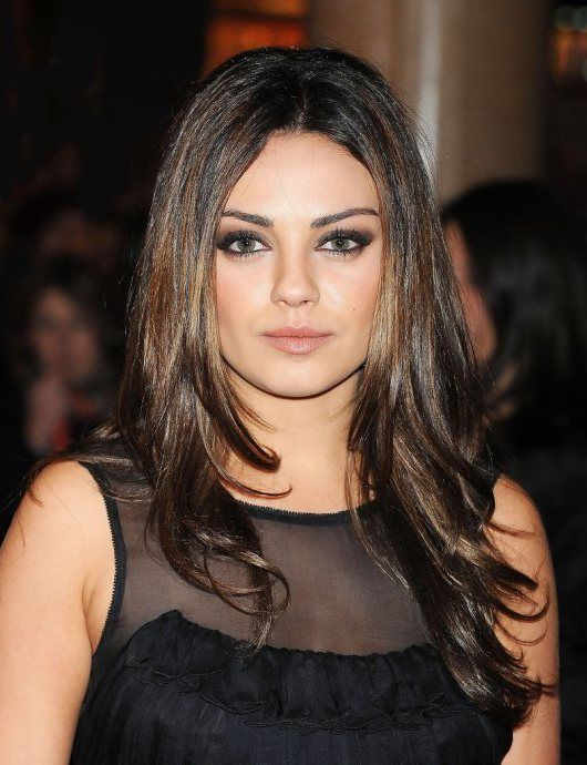Best Highlights For Dark Brown Hair And Hazel Eyes Could