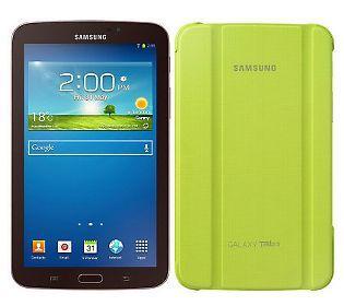 Samsung 7 8GB Galaxy Tab 3 with Samsung Flip Cover