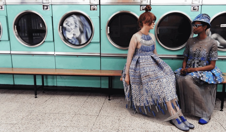 'The Laundrette' collection by Hayley Grundmann on Trend Spire Blog!