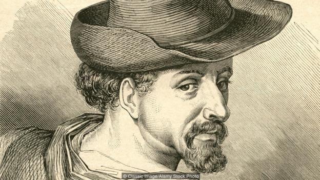 Miguel de Cervantes fue capturado por piratas por 5 años.
