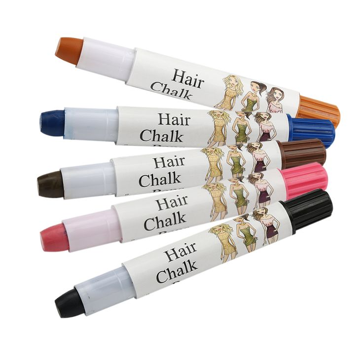 Joyous One-time Wax Cover Hair Highlights Gradient Pen Cover White Hair Pen Dropship