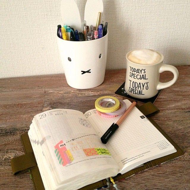 Miffy pen pot