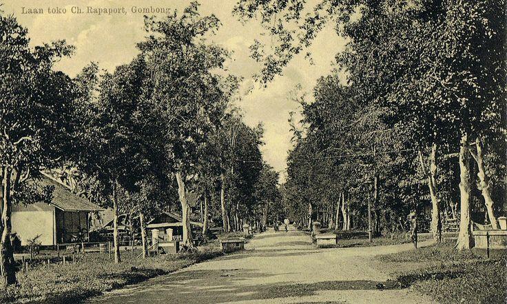 Tempo Doeloe #65 - Gombong, Jalan, 1912