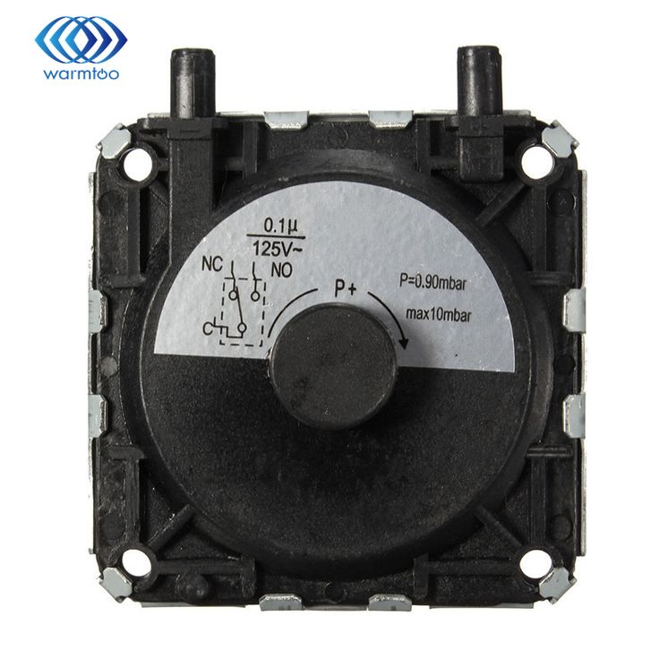 Starke Abgas Durchlauferhitzer Reparatur Teile Luftdruckschalter AC2000V 50Hz 60 S Dauerhaft Im Einsatz