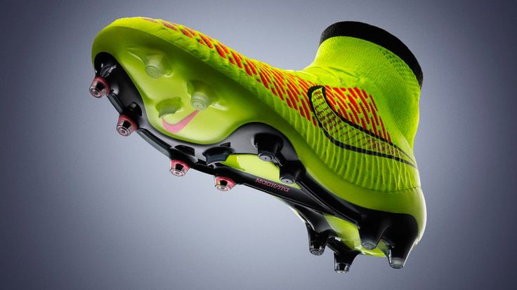 I don't play scccer but this is the first football boot I've seen. Nike Magista Football Boots By Nike.