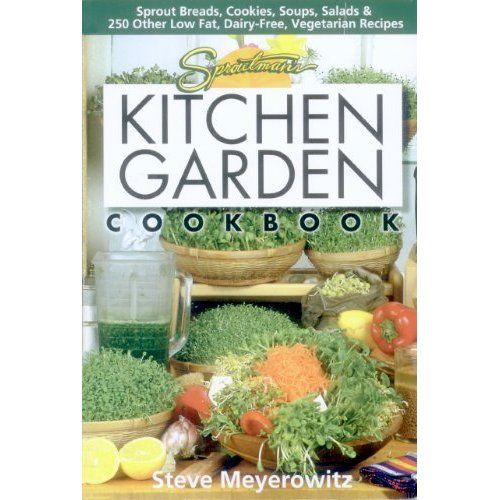 Sproutman's Kitchen Garden Cookbook ** Check out this great product.