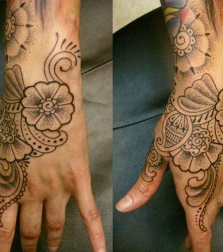 Tatouage main – Page 15 – Tattoocompris
