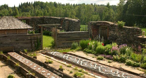 Tertin Kartano - Tertti Manor - in Finland