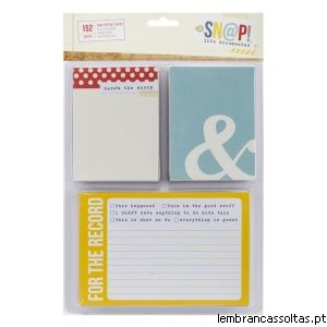 Simple Stories - Snap Cards - Journaling Card Set